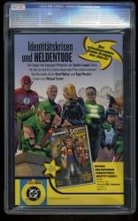 Back Cover Batman (2005) 1