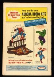 Back Cover Fantastic Four 58