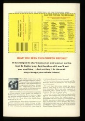Back Cover Sub-Mariner 67