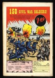 Back Cover Detective Comics 264