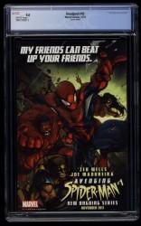 Back Cover Deadpool 45